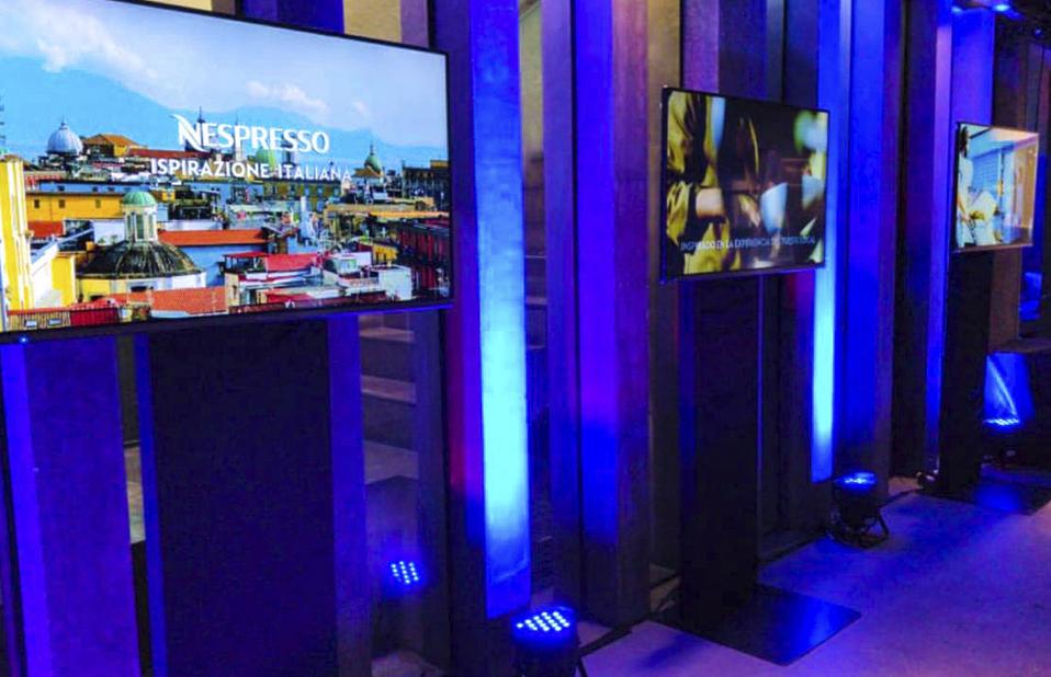 tv led distintos tamaños
